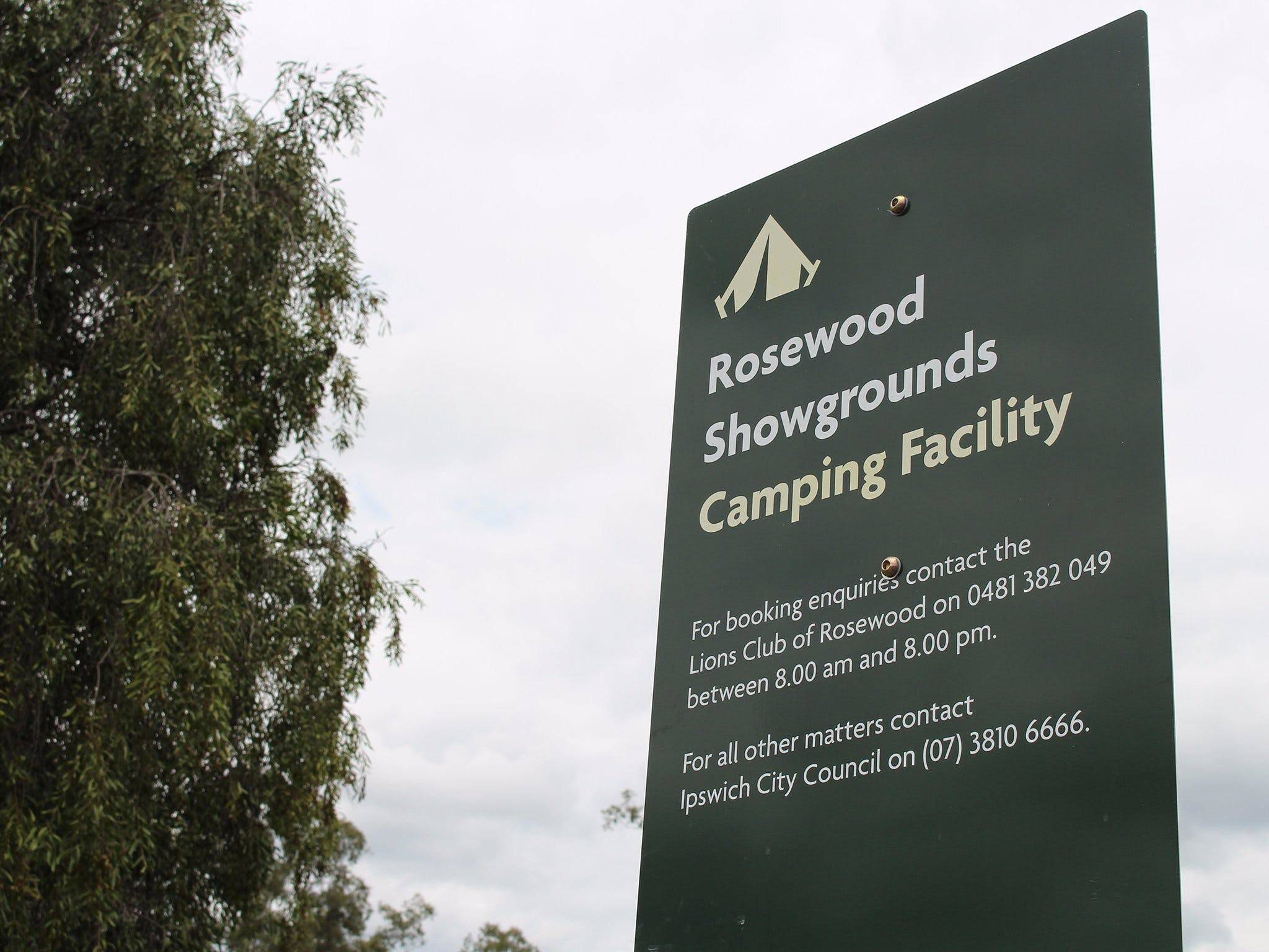 Rosewood Showgrounds Camping Facility - Accommodation in Surfers Paradise