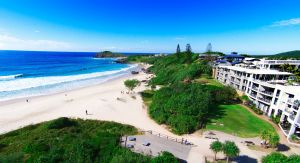 The Beach Cabarita - Accommodation in Surfers Paradise