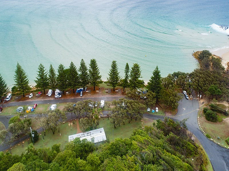 Trial Bay Gaol campground - Accommodation in Surfers Paradise