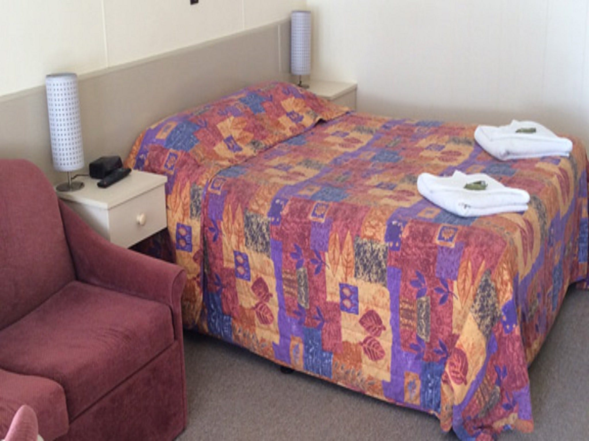 Woodmans Hill Motel Ballarat - Accommodation in Surfers Paradise