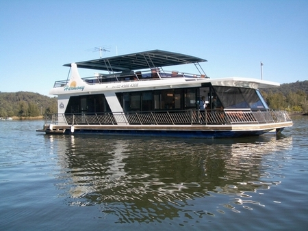 Able Hawkesbury River Houseboats - Accommodation in Surfers Paradise