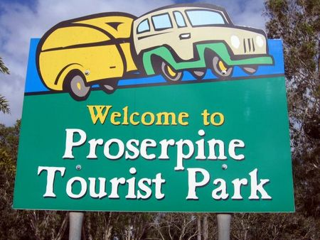 Proserpine Tourist Park - Accommodation in Surfers Paradise