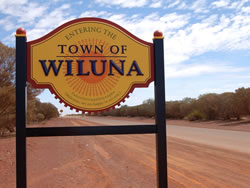 Wiluna Club Hotel Motel  Caravan Park - Accommodation in Surfers Paradise