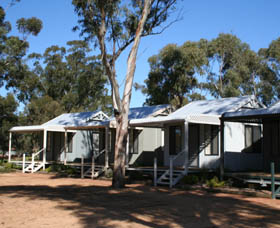 Moora Caravan and Chalet Park - Accommodation in Surfers Paradise