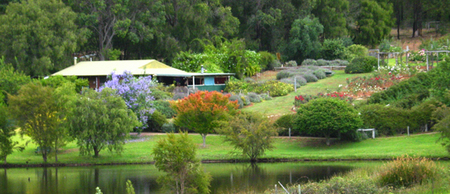 Pemberton Lavender and Berry Farm Cafe and Cottages - Accommodation in Surfers Paradise