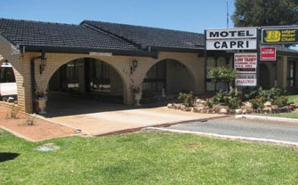 Balranald Capri Motel - Accommodation in Surfers Paradise