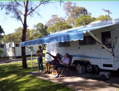 Bega Caravan Park - Accommodation in Surfers Paradise