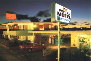 Princes Motel - Accommodation in Surfers Paradise