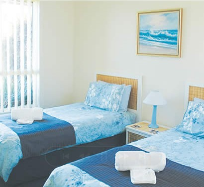 Captains Quarters - Accommodation in Surfers Paradise