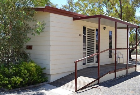 Broken Hill City Caravan Park - Accommodation in Surfers Paradise