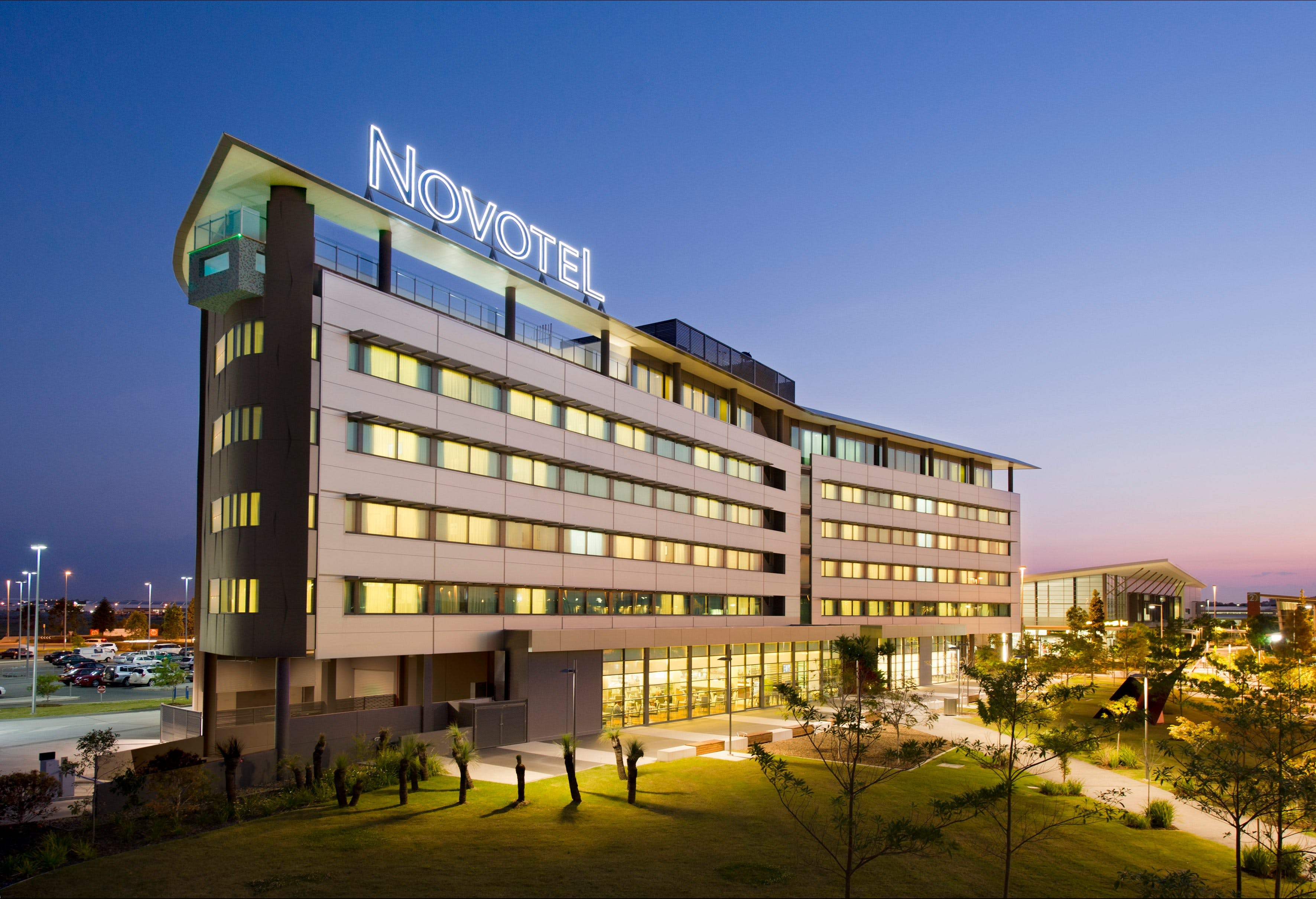 Novotel Brisbane Airport - Accommodation in Surfers Paradise