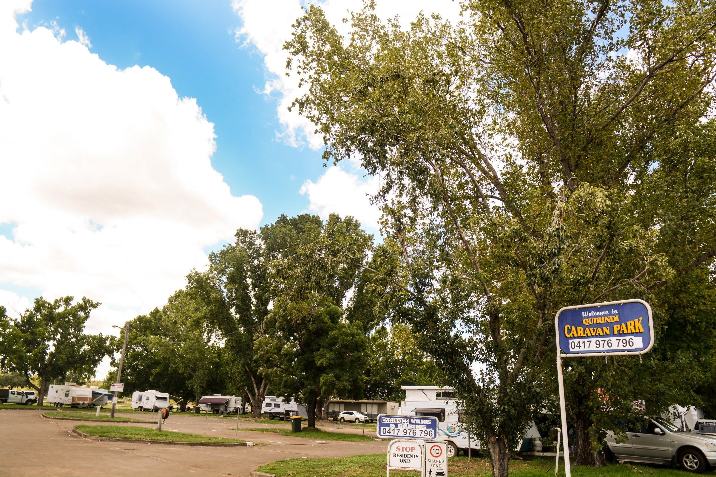 Quirindi Caravan Park - Accommodation in Surfers Paradise