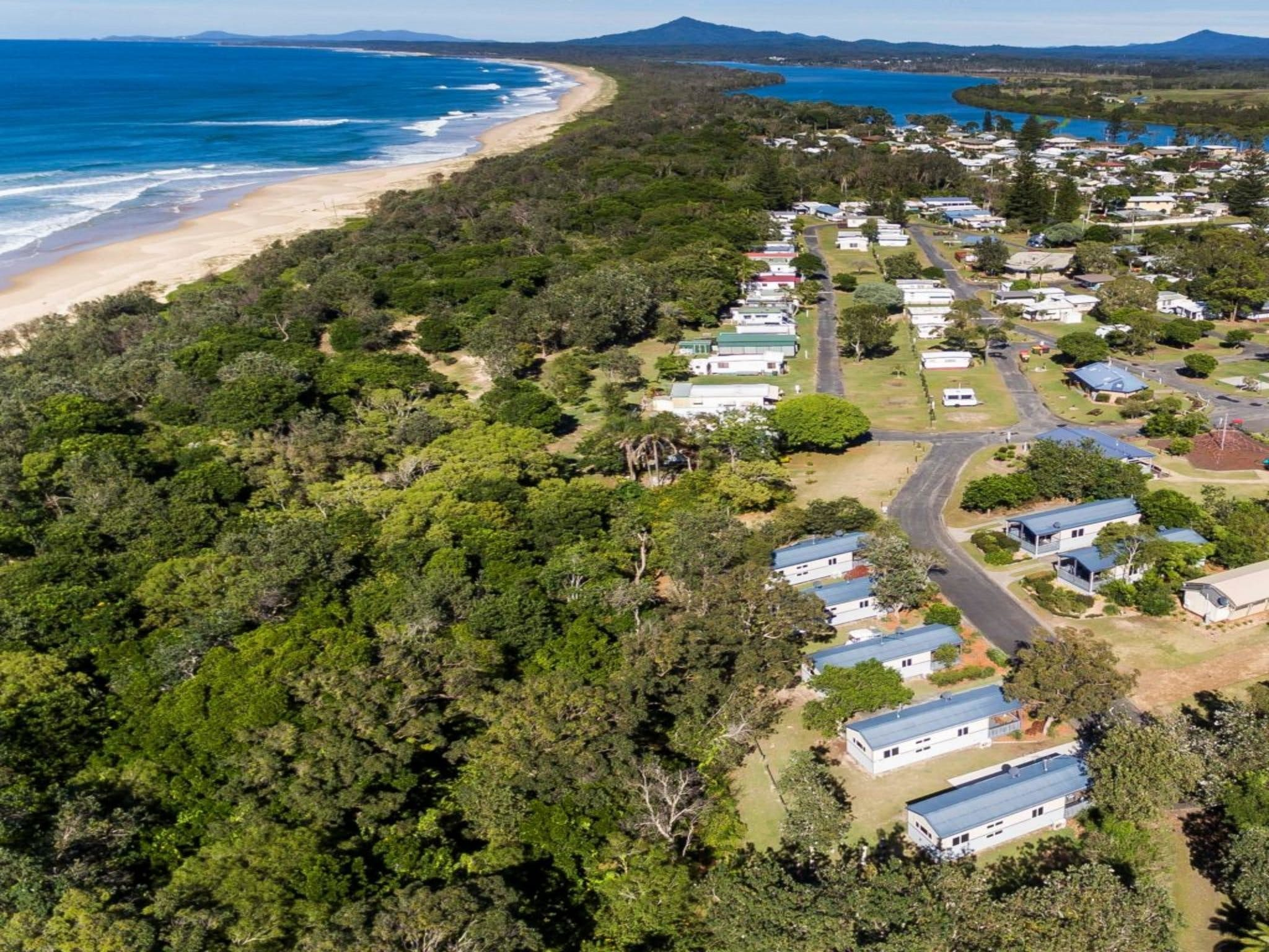 Reflections Holiday Parks Mylestom - Accommodation in Surfers Paradise
