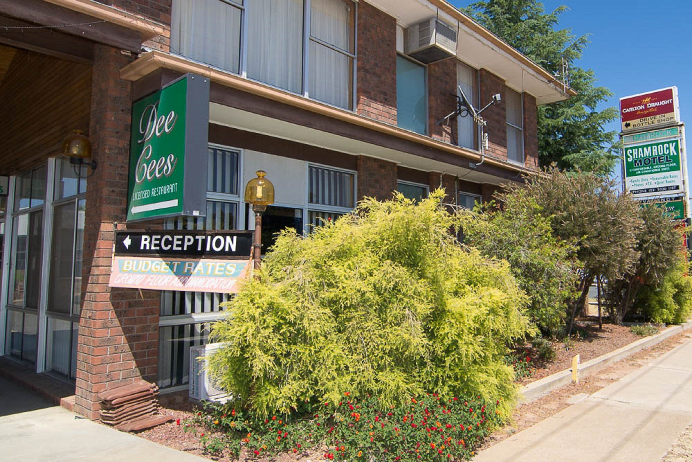 Shamrock Motel Balranald - Accommodation in Surfers Paradise