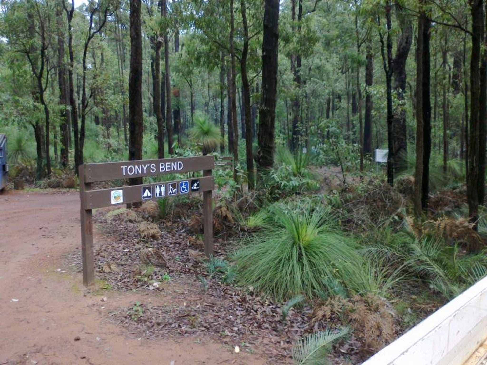 Tonys Bend Campground at Lane Poole Reserve - Accommodation in Surfers Paradise