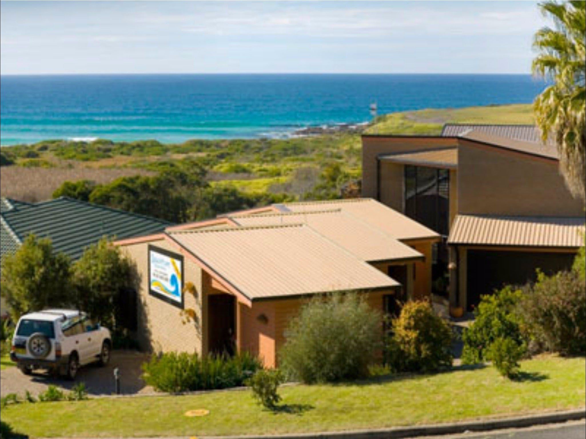 Beachfront Apartments Narooma - Accommodation in Surfers Paradise