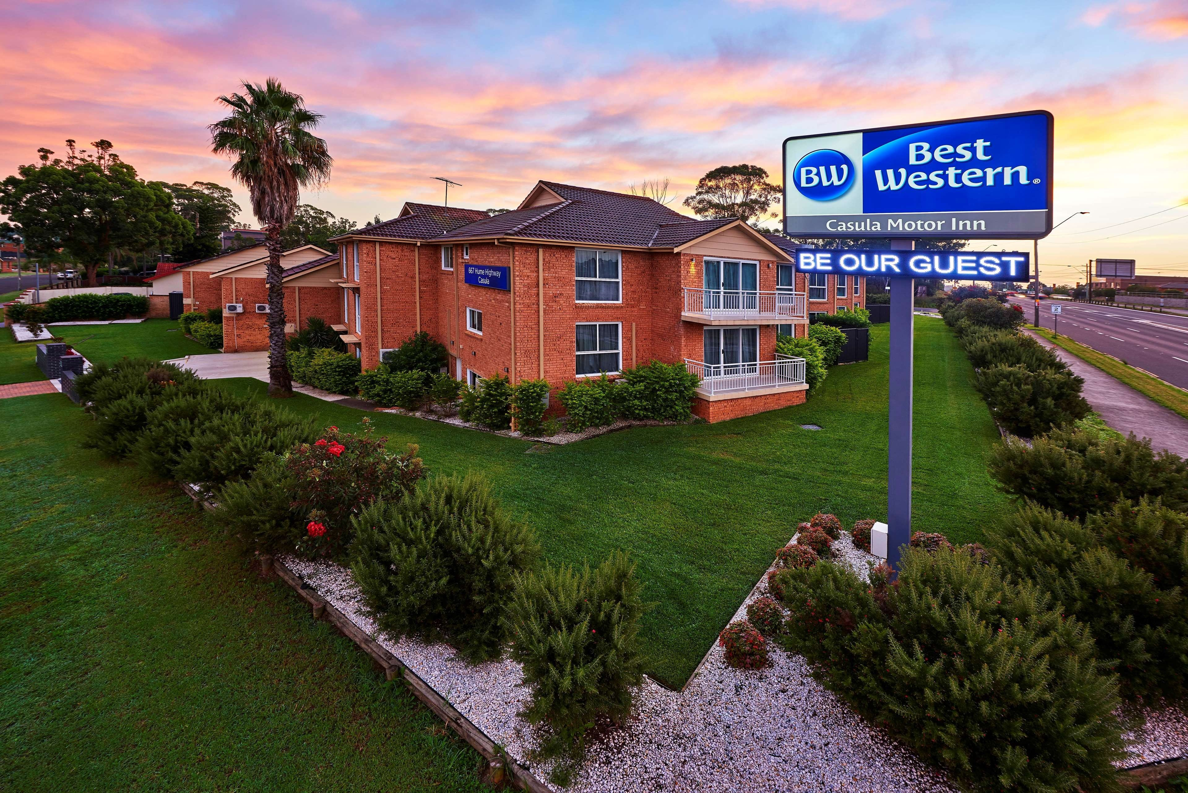 Best Western Casula Motor Inn - Accommodation in Surfers Paradise