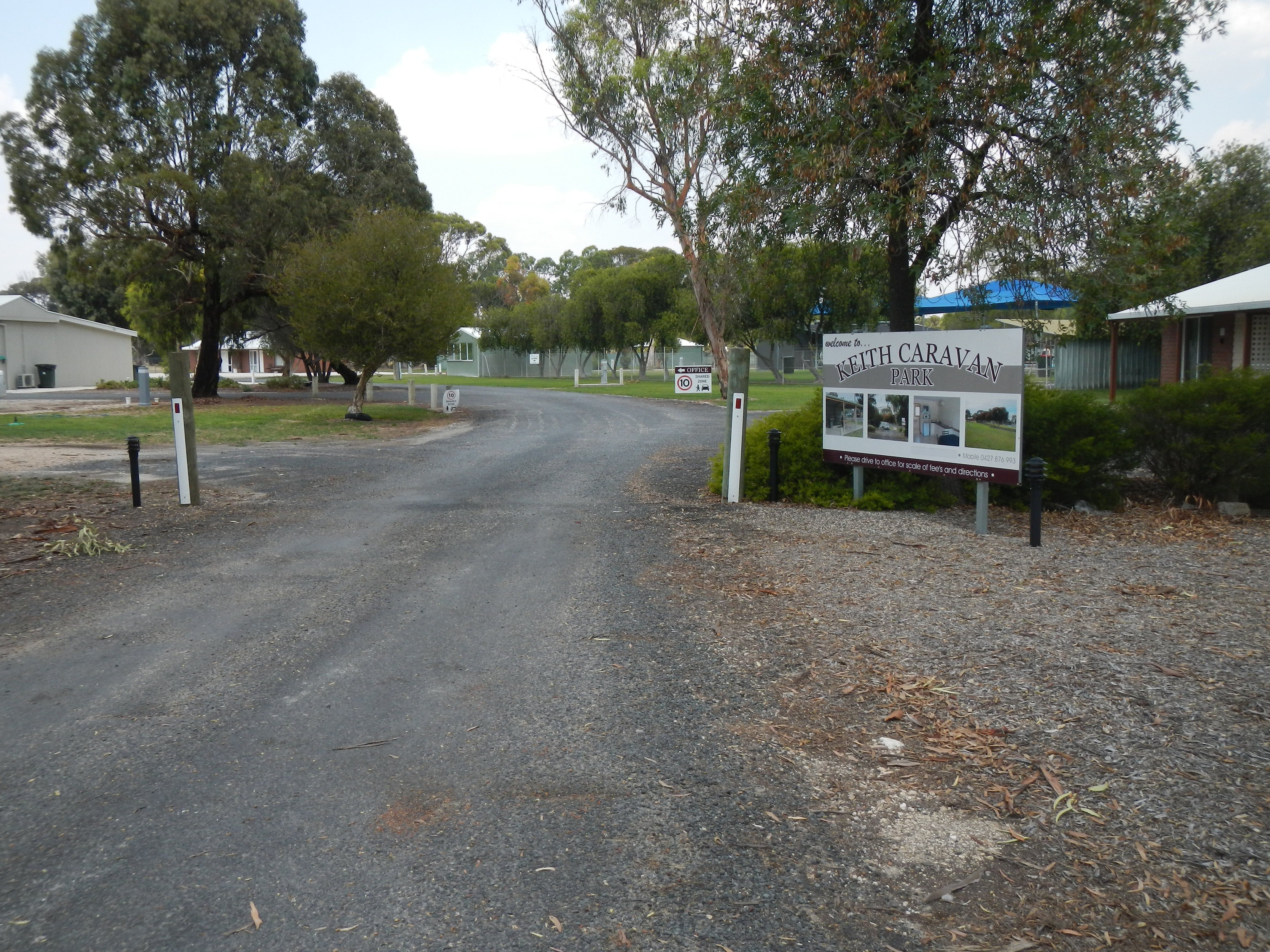 Keith Caravan Park Inc. - Accommodation in Surfers Paradise
