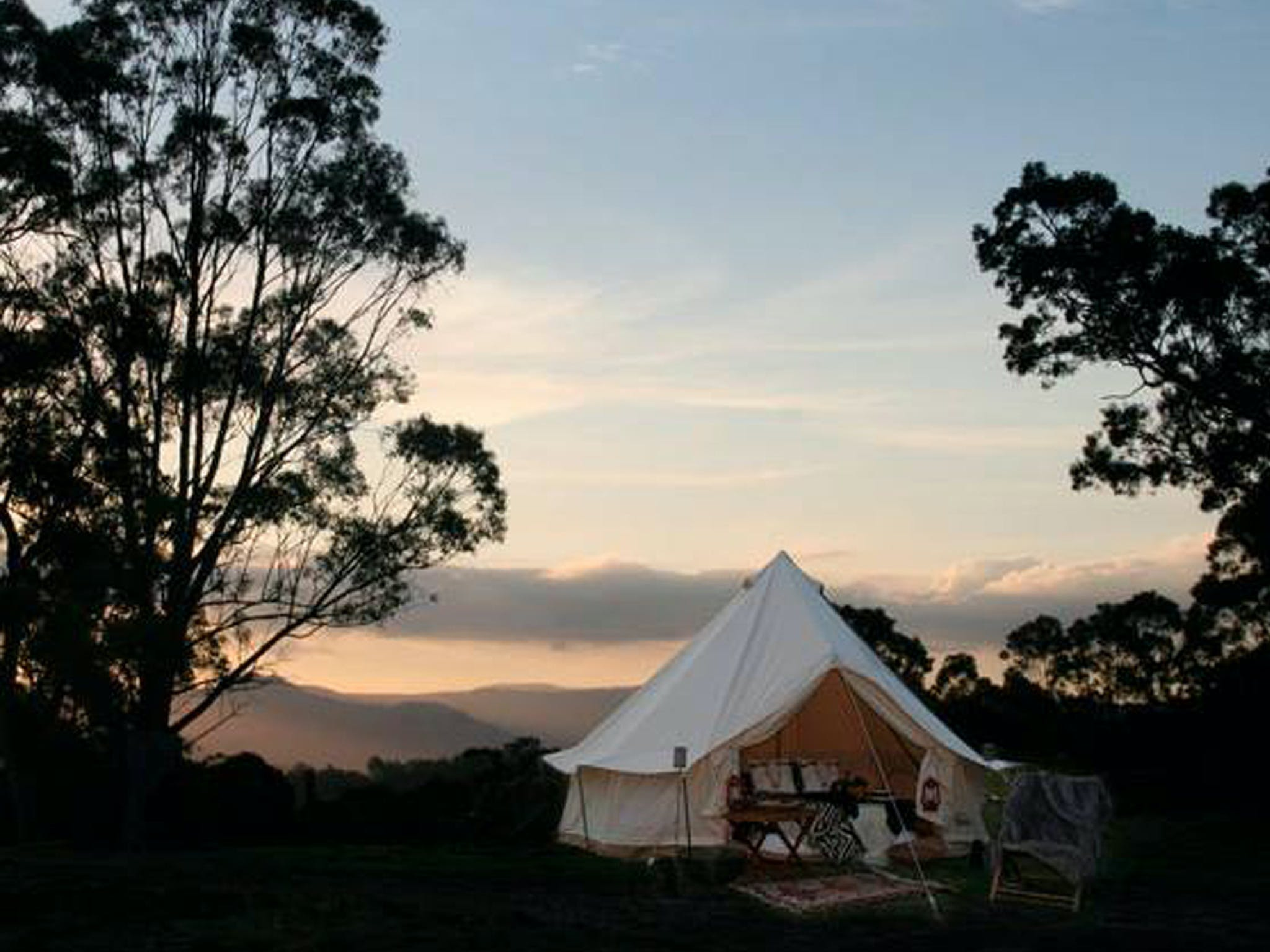 Megalong Valley Glamping - Accommodation in Surfers Paradise