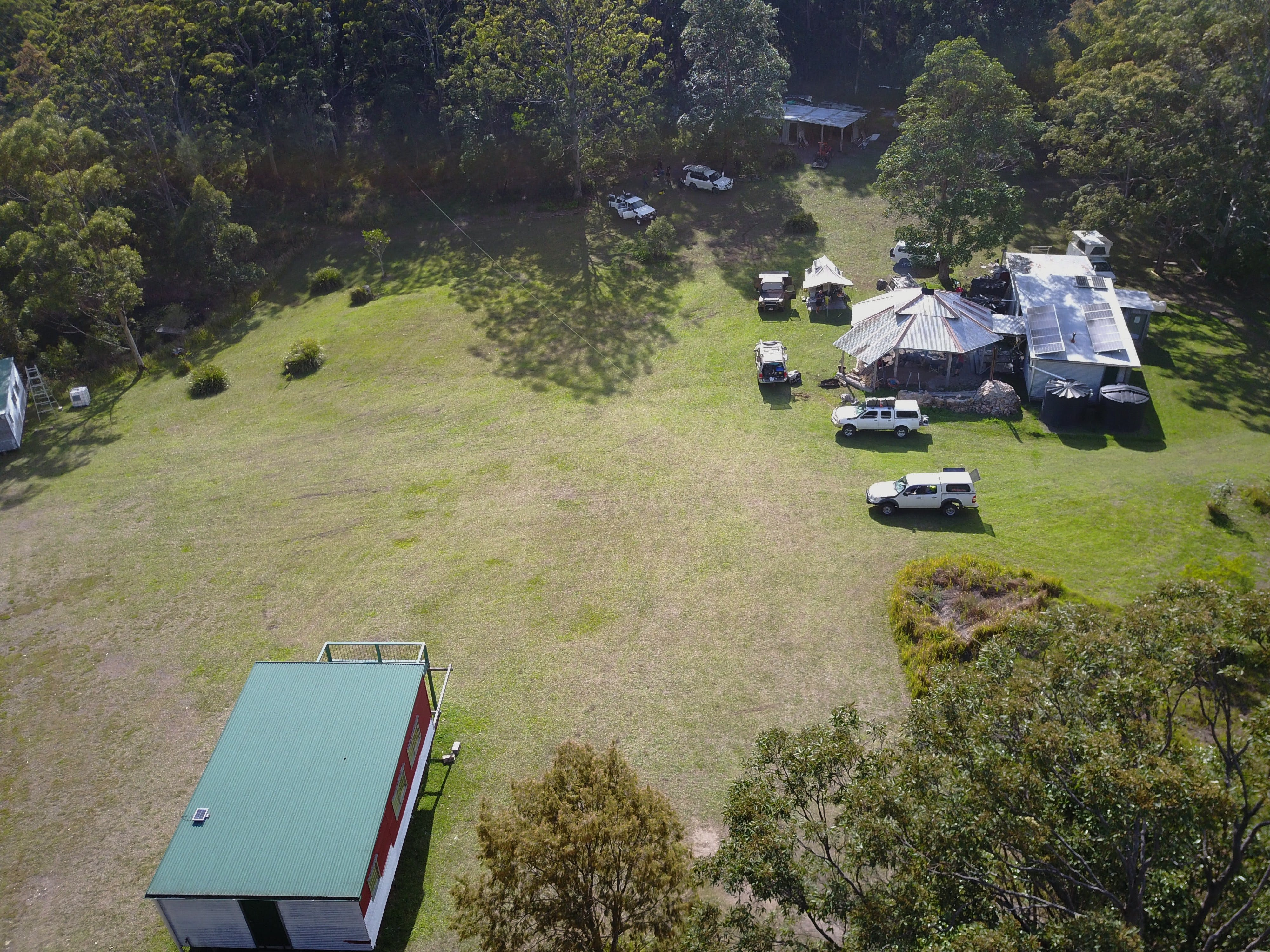 Mt Barney Wilderness Camping - Accommodation in Surfers Paradise