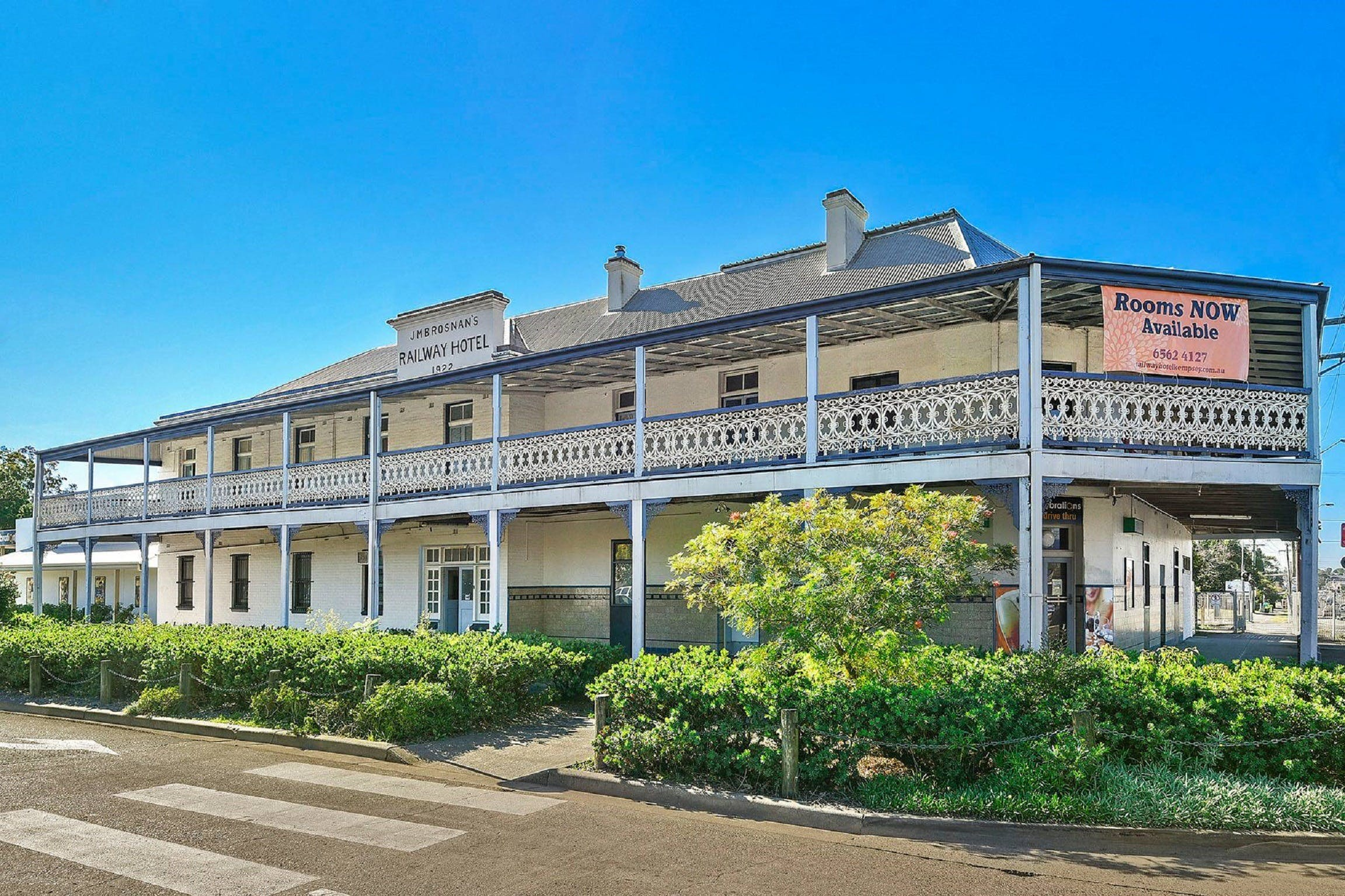 Railway Hotel Kempsey - Accommodation in Surfers Paradise