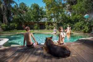 Samurai Beach Bungalows Port Stephens YHA - Accommodation in Surfers Paradise