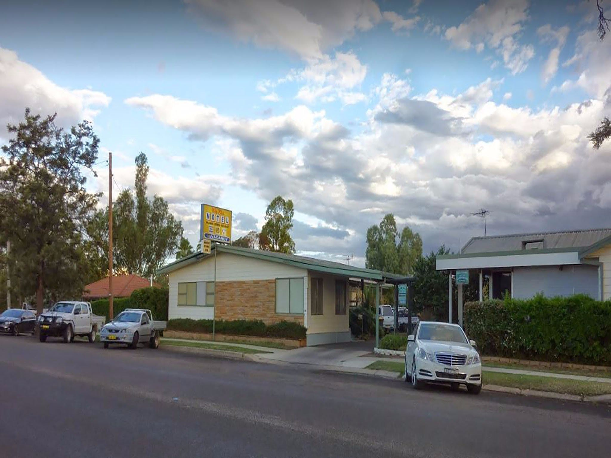 Wee Waa Motel - Accommodation in Surfers Paradise