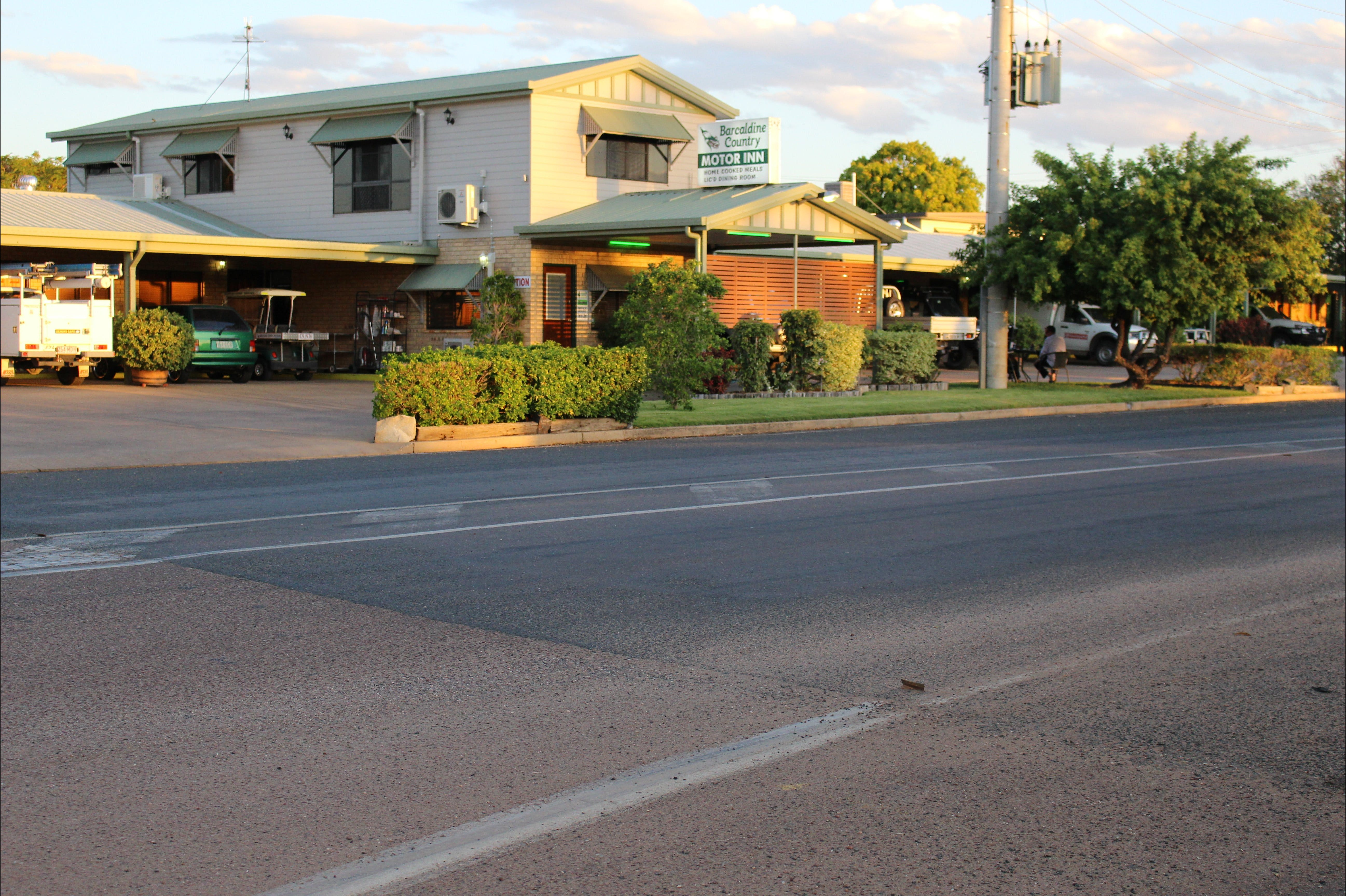 Barcaldine Country Motor Inn - Accommodation in Surfers Paradise
