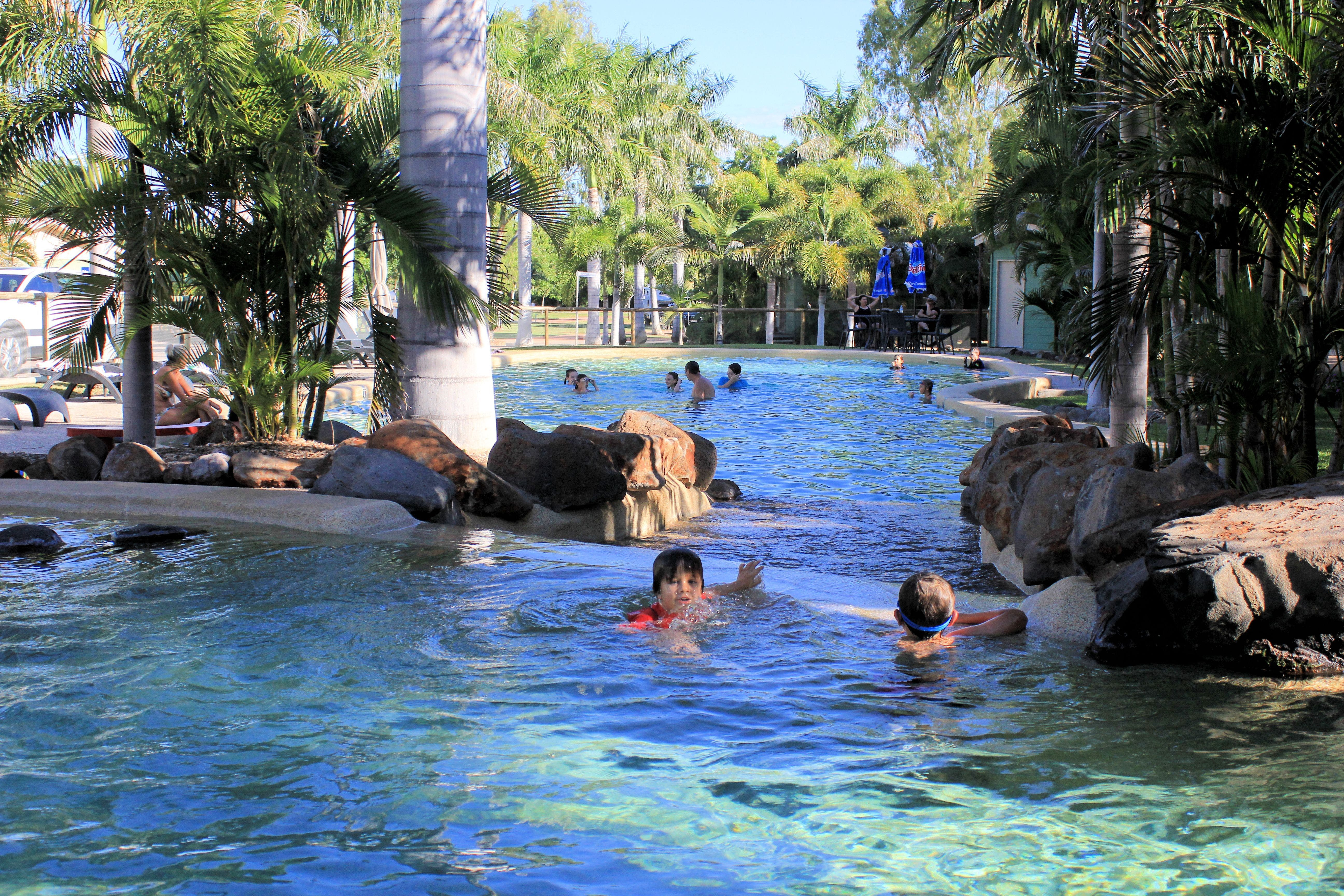 Big4 Aussie Outback Oasis Holiday Park - Accommodation in Surfers Paradise