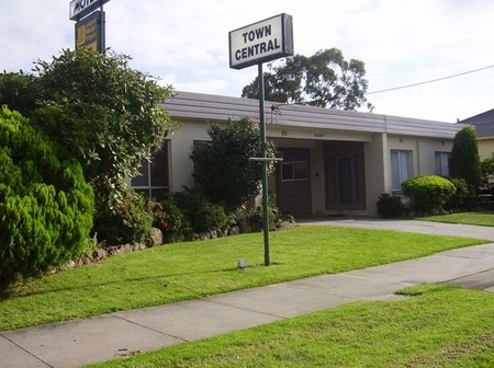 Bairnsdale Town Central Motel - Accommodation in Surfers Paradise
