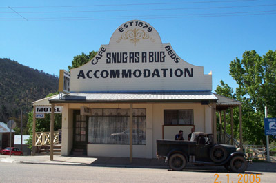 Snug as a Bug Motel - Accommodation in Surfers Paradise