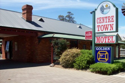 Centretown Motel Nagambie - Accommodation in Surfers Paradise