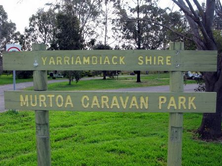 Murtoa Caravan Park - Accommodation in Surfers Paradise
