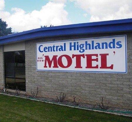Central Highlands Motor Inn - Accommodation in Surfers Paradise
