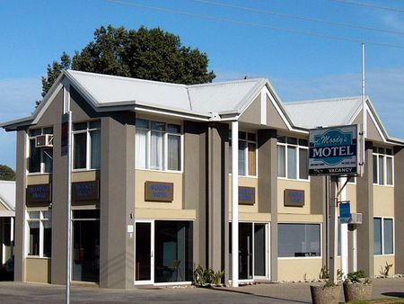 Moodys Motel - Accommodation in Surfers Paradise