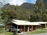 Halls Gap Log Cabins - Accommodation in Surfers Paradise