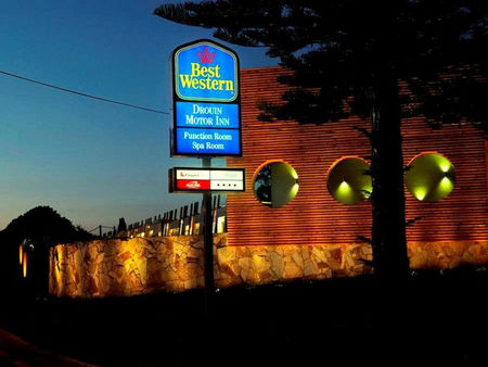 Best Western Drouin Motor Inn - Accommodation in Surfers Paradise