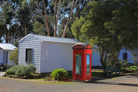 Shady Acres Caravan Park Ballarat - Accommodation in Surfers Paradise