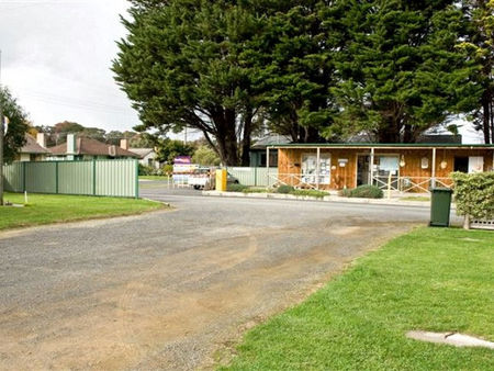 Prom Central Caravan Park - Accommodation in Surfers Paradise