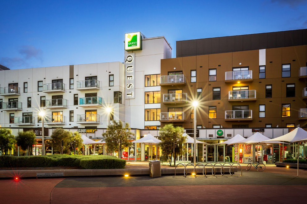 Quest Docklands - Accommodation in Surfers Paradise