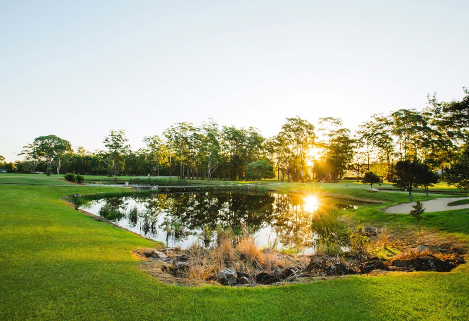 Tallwoods Golf Course and Resort - Accommodation in Surfers Paradise