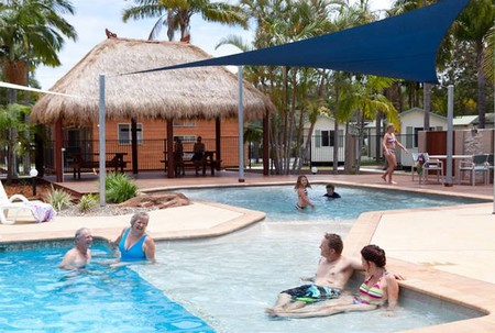 Blue Dolphin Resort  Holiday Park - Accommodation in Surfers Paradise