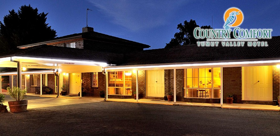 Country Comfort Tumut Valley Motel - Accommodation in Surfers Paradise