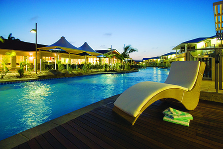 Oaks Pacific Blue Resort - Accommodation in Surfers Paradise