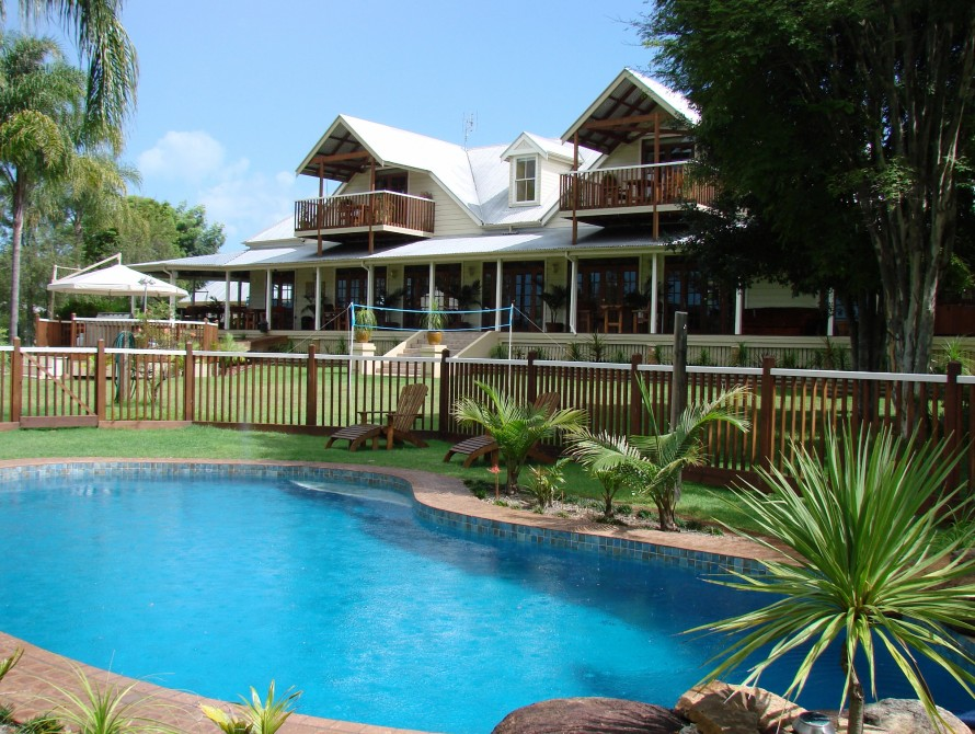 Clarence River Bed  Breakfast - Accommodation in Surfers Paradise