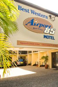 Best Western Airport 85 Motel - Accommodation in Surfers Paradise