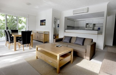 Bridgewater Terraces - Accommodation in Surfers Paradise