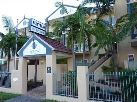 Toowong Inn  Suites - Accommodation in Surfers Paradise