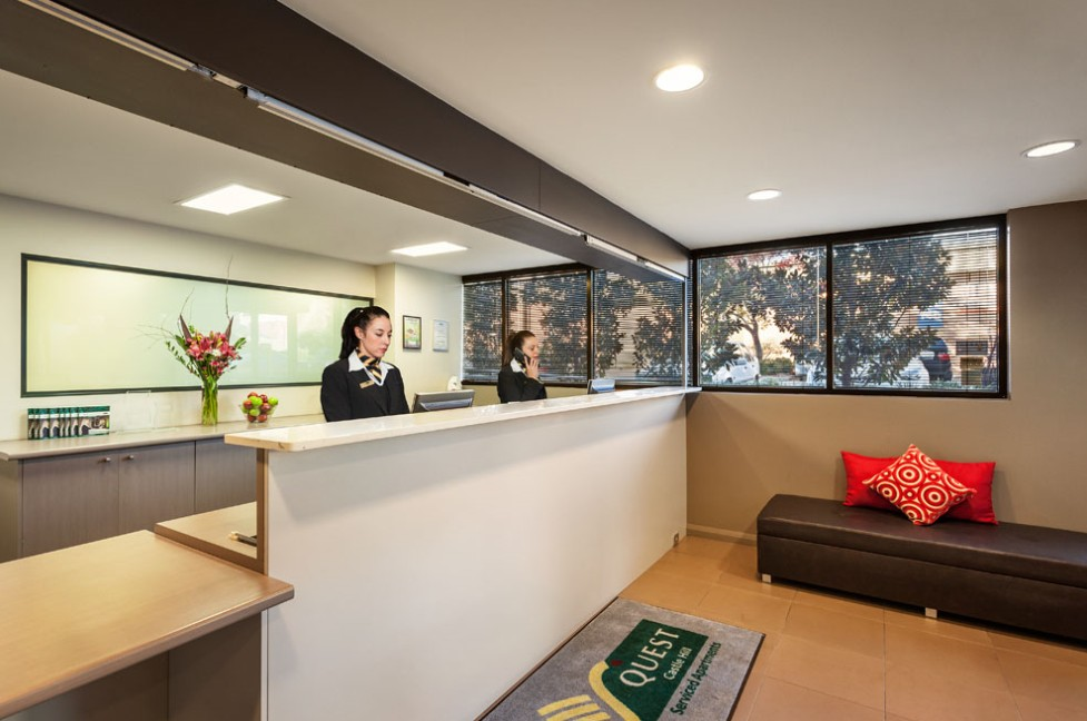 Quest Castle Hill - Accommodation in Surfers Paradise