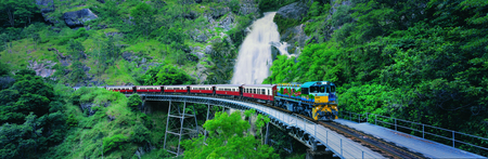 Kuranda Scenic Railway - Accommodation in Surfers Paradise
